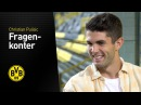Your Career in One Word? Quickfire Questions w/ Christian Pulisic