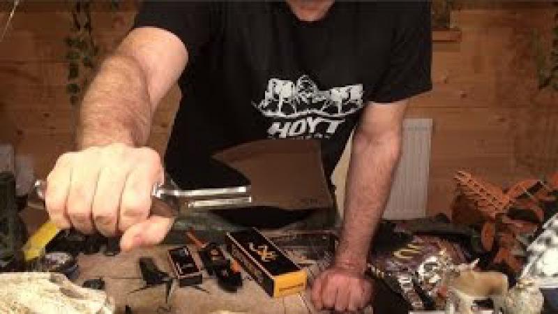 ВИП-Комплект Колюще-Режуще-Рубящих приспособлений от Browning для Охоты и Рыбалки
