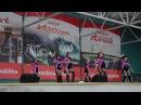 Образцовый ансамбль эстрадного танца «Pink code». День молодежи в г. Сибай. 27 июня 2016...