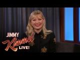 Kirsten Dunst on Engagement to Jesse Plemons