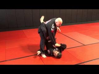 Jiu Jitsu Techniques - Closed Guard Defense - Sargento Sweep and Knee Bar