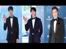 류준열·지창욱·이병헌 백상예술대상 레드카펫 (Paeksang Arts Awards Red Carpet, 더 킹, 조작된 도시,