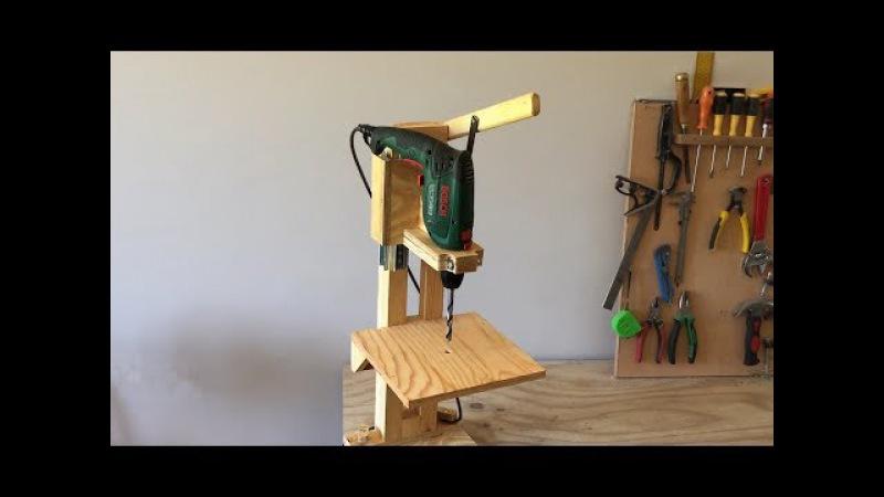 4 in 1 Drill Press Build Pt1 The Drill Press 4 in 1 Sütun Matkap 1. Bölüm