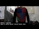 Batman V Superman Dawn Of Justice Batsuit Tutorial - Muscle Chest