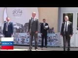Путин спустился с небес - Шоу и Джамала