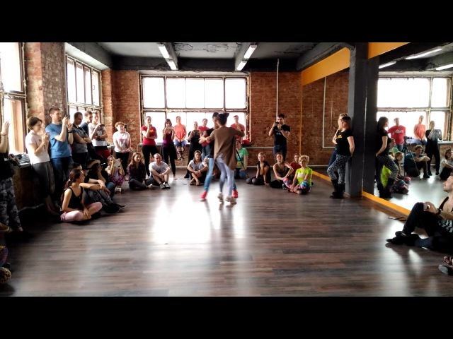 2017 02 19 sambafanaticos 5 workshops 2 Leo Robertinha