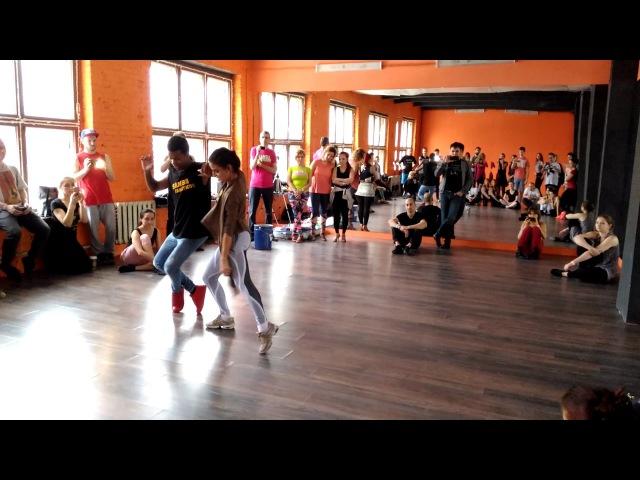 2017 02 19 sambafanaticos 5 workshops 1 Leo Robertinha