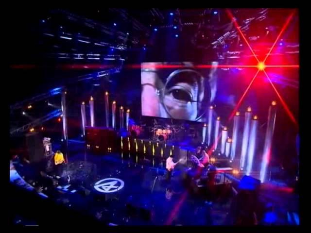 Рок группа АВТОГРАФ юбилейный концерт 25 лет спустя. Москва, СК Олимпийский, 23 июня 2005 г.