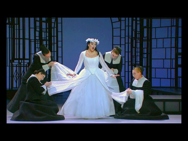 Son vergin vezzosa - Maria Agresta (Elvira) - Bellini - I Puritani / Беллини - Пуритане