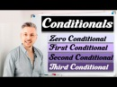 Conditionals (Zero, First, Second, Third)