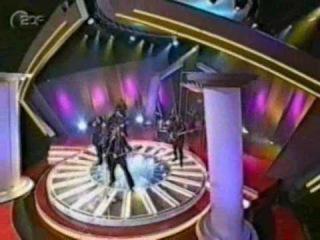 Modern Talking - Last Exit To Brooklyn Win The Race (Live ZDF Die Stunde Der Stars 07.06.2001)