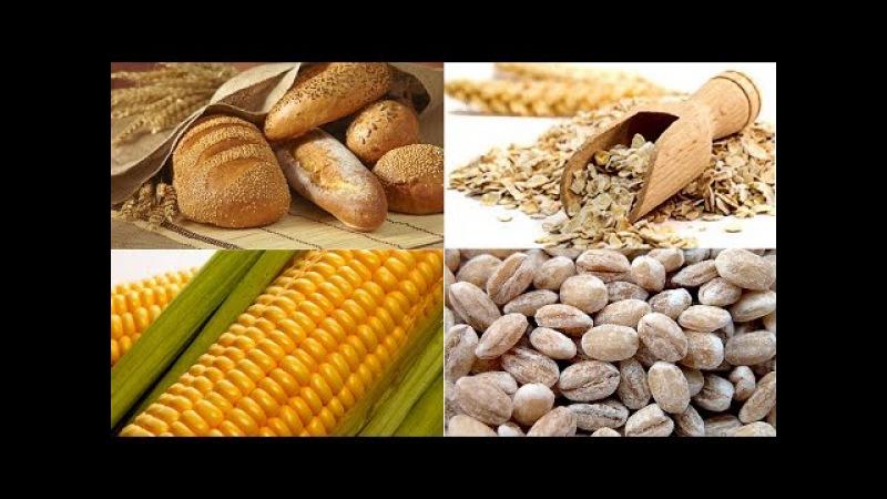 Как насадить кукурузу, геркулес, перловку, хлеб, болтушку, картошку.