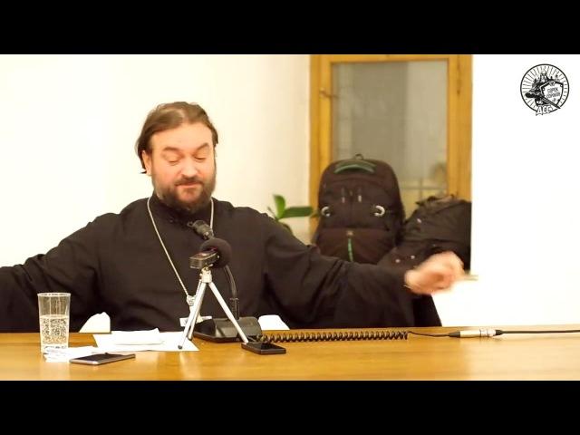 о. Андрей Ткачев - Анекдот про Осипова