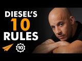 Vin Diesels Top 10 Rules For Success (@vindiesel)