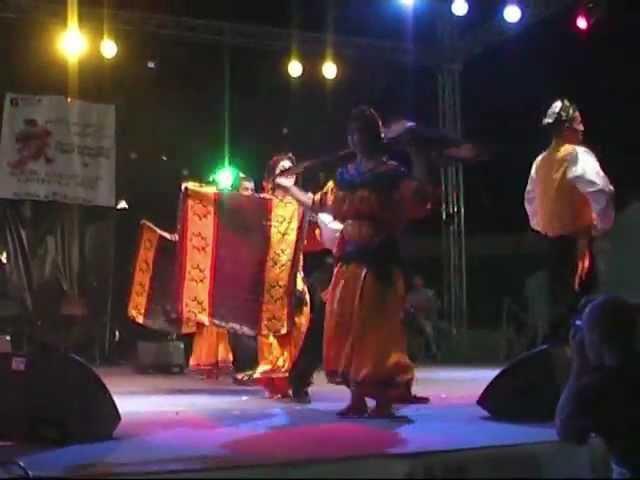 Danse Kabyle à Tizi ouzou