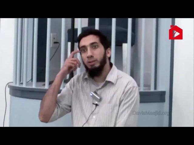Ислам и Эго. Пройдите тест на высокомерие. Нуман Али Хан.