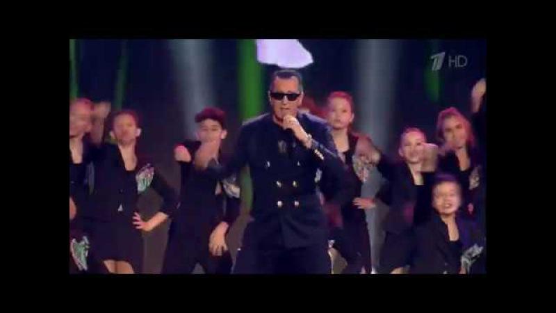 Александр Буйнов, Сергей Филин и «Тодес» — «Танцуй, как Петя!» «Взрослые и дети» Праздничный к