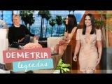 LEGENDADO Demi Lovato fala sobre namoro, Camp Rock 3 e joga com Ellen!