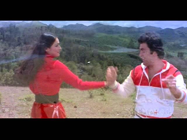 Rishi Kapoor, Teena Munim - Main Solah Baras Ki (Karz) - Kishore Kumar Lata Mangeshkar