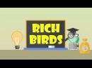 RICH BIRDS Заработай на своих яйцах игра с выводом денег