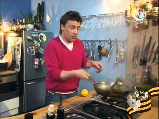 Жить вкусно с Джейми Оливером 49 серия