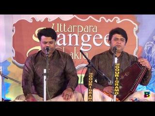 Ritesh Mishra~Rajnish Mishra ~Nayaki Kanara~Tabla~ Prasanta Dey Roy