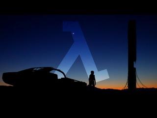 Half-Life 2 - Triage at Dawn (synthwave remix)