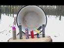 Взрываем петарды в кастрюле Тест Петард кастрюлей Приколы с петардами