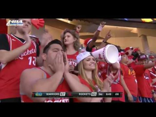 Golden State Warriors vs Houston Rockets | Full Game Highlights | 28.03.2017