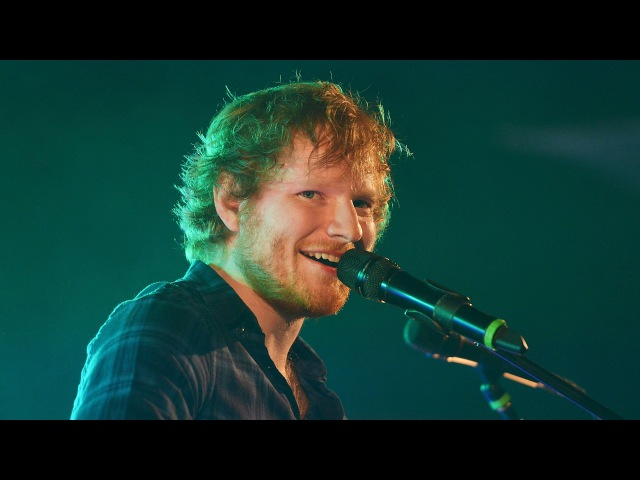 Ed Sheeran Best of When live performances get close to the pinnacle of perfection