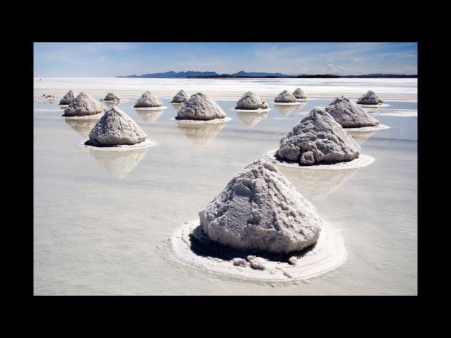 Тайны мировых озер. БОЛЬШОЕ СОЛЁНОЕ ОЗЕРО