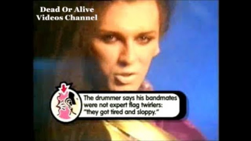 Dead Or Alive - You Spin Me Round (Like a Record) (VH1's Pop Up Video) (Part 3)