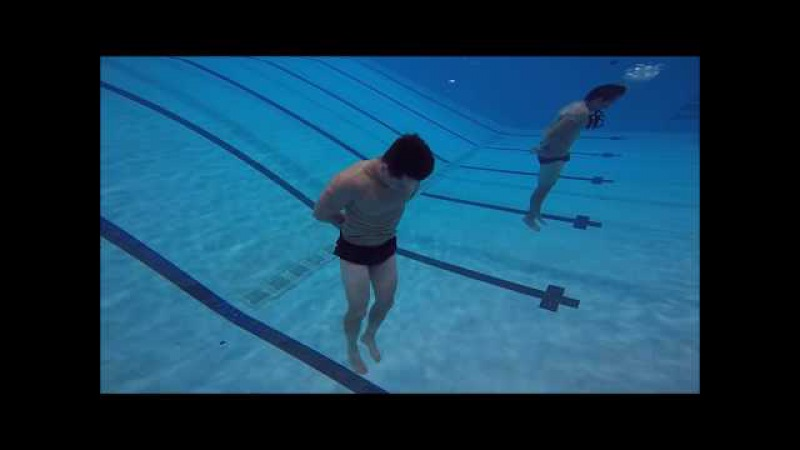Correct Routine to the Navy Seal Water Challenge