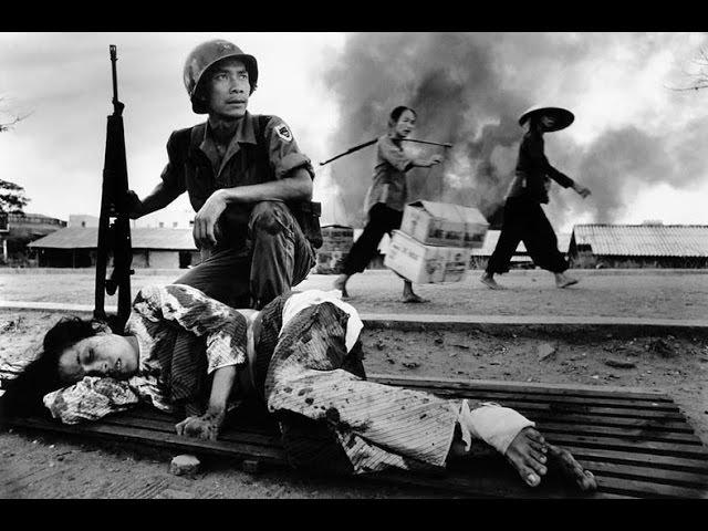 Une autre jewish banker war :Vietnam - La sale guerre