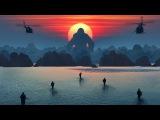 Kong Skull Island Music Video Paranoid by Black Sabbath