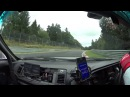 Toyota mark 2 2JZ-GTE vs McLaren Formula 1 car l @ Nurburgring