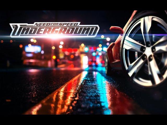 Need For Speed UNDERGROUND 2017