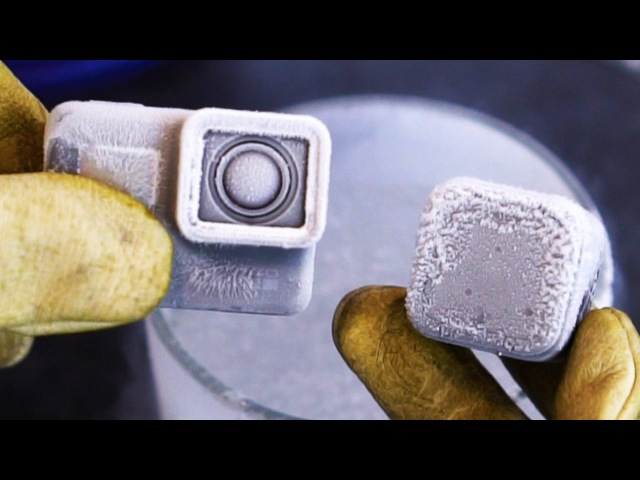 Will A Recording GoPro Survive Liquid Nitrogen