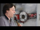 Rhapsodie for solo clarinet by G. Miluccio. Jose Franch-Ballester, clarinet.