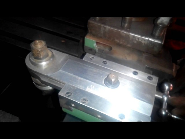 Универсальная шароточка. The spheres round profile grooves grinding attachement for lathe.