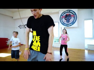 Hip-hop dance| новички| Dance Factor school
