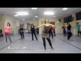 Silvia Brazzoli - Bellydance Combinations Rhythm - Chiftitelli and Rumba Masri