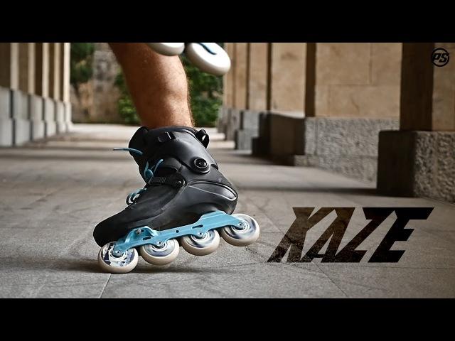 King of slides - Enrique Rubio his Powerslide KAZE Urban inline skates - 908140
