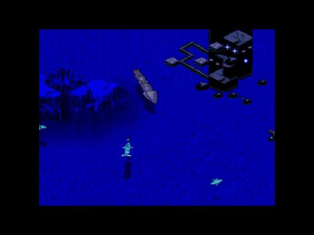 SeaQuest DSV ... (Sega Genesis)