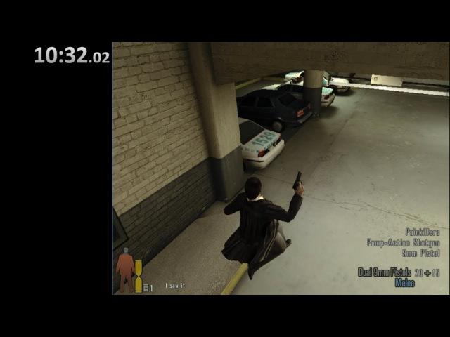 Max Payne 2 in 29:45