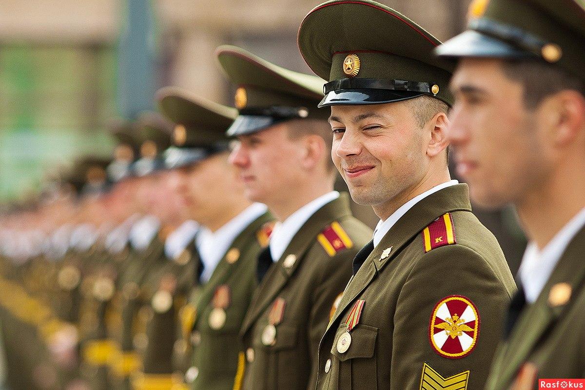 Отношение курсантов военных училищ к юмору
