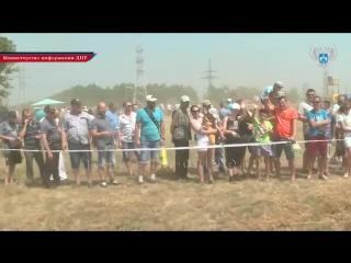 В Горловке прошел автокросс на Кубок главы города  Несмотря на все, город живет!