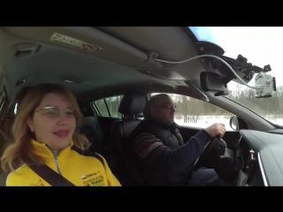 Тест Драйв KIA Sportage 150лс