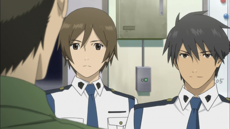 Библиотечная война: Крылья революции / Toshokan Sensou: Kakumei no Tsubasa   MVO [AniZone.TV]