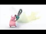 Настырная свинка